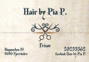 Hair by Pia P